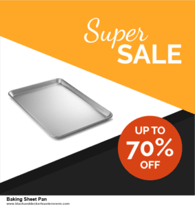 10 Best Baking Sheet Pan Black Friday Deals 2020 | Grab Now