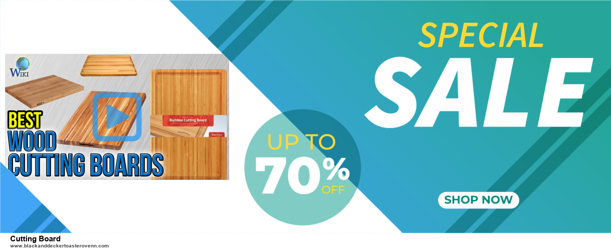 List of 16 Cutting Board Black Friday Deals [Extra 50% Discount] 2020