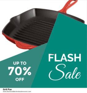 Top 11 Black Friday Grill Pan Deals Massive Discount 2020