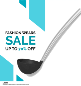 List of 16 Ladle Black Friday Deals [Extra 50% Discount] 2020